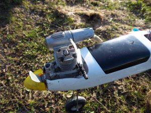 Moteur Thermique Avion Ecole du CAMS
