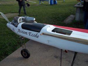 Avion Ecole du CAMS