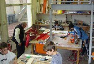 Atelier à Marcy l'Etoile