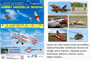 Jonage Aero Models Show @ Model Club Jonageois | Jonage | Auvergne-Rhône-Alpes | France